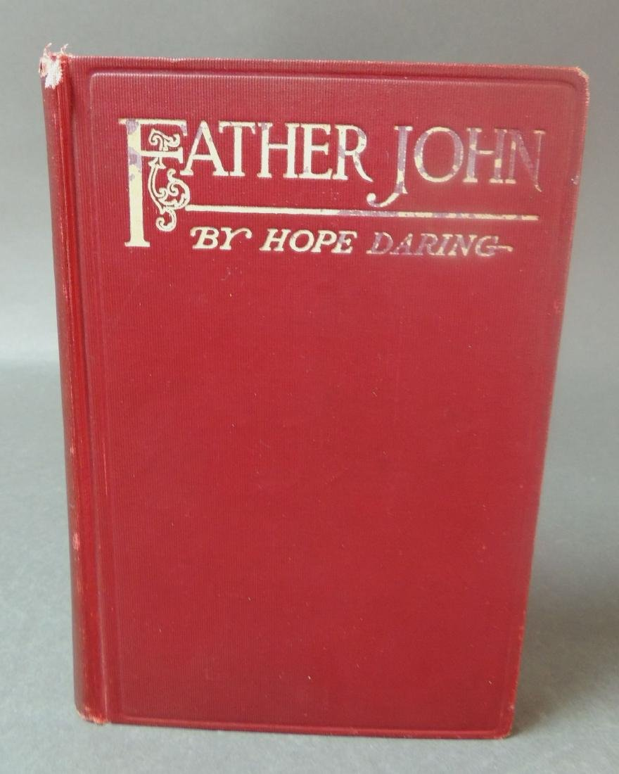 Hope Daring: Father John - Signed 1st Ed