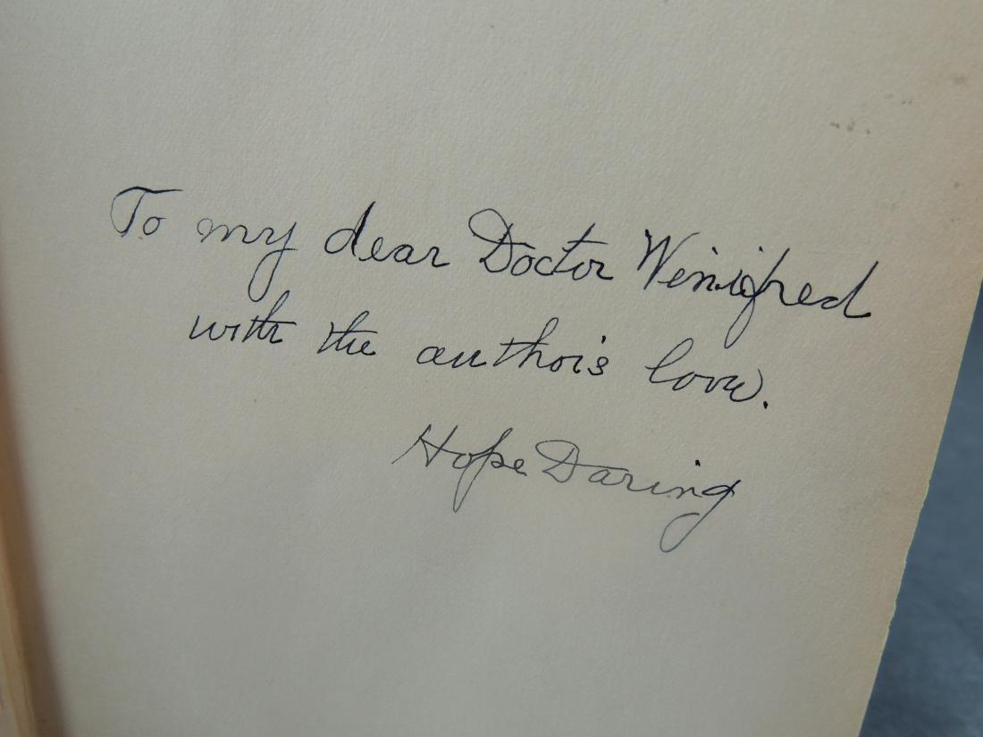 Hope Daring: Father John - Signed 1st Ed - 3