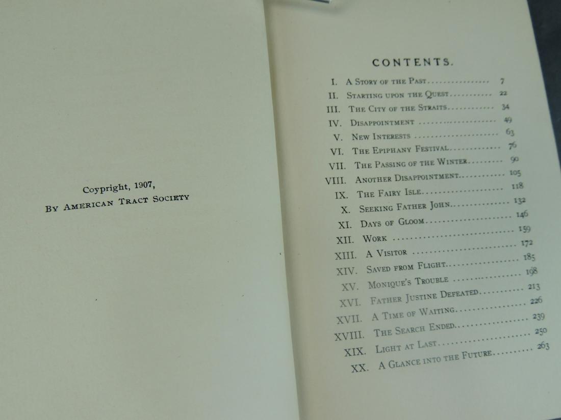 Hope Daring: Father John - Signed 1st Ed - 5
