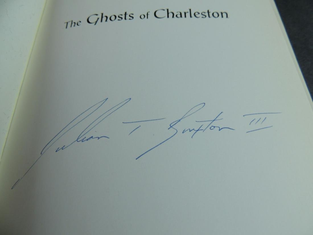 Macy & Buxton: The Ghosts of Charleston - Signed - 3