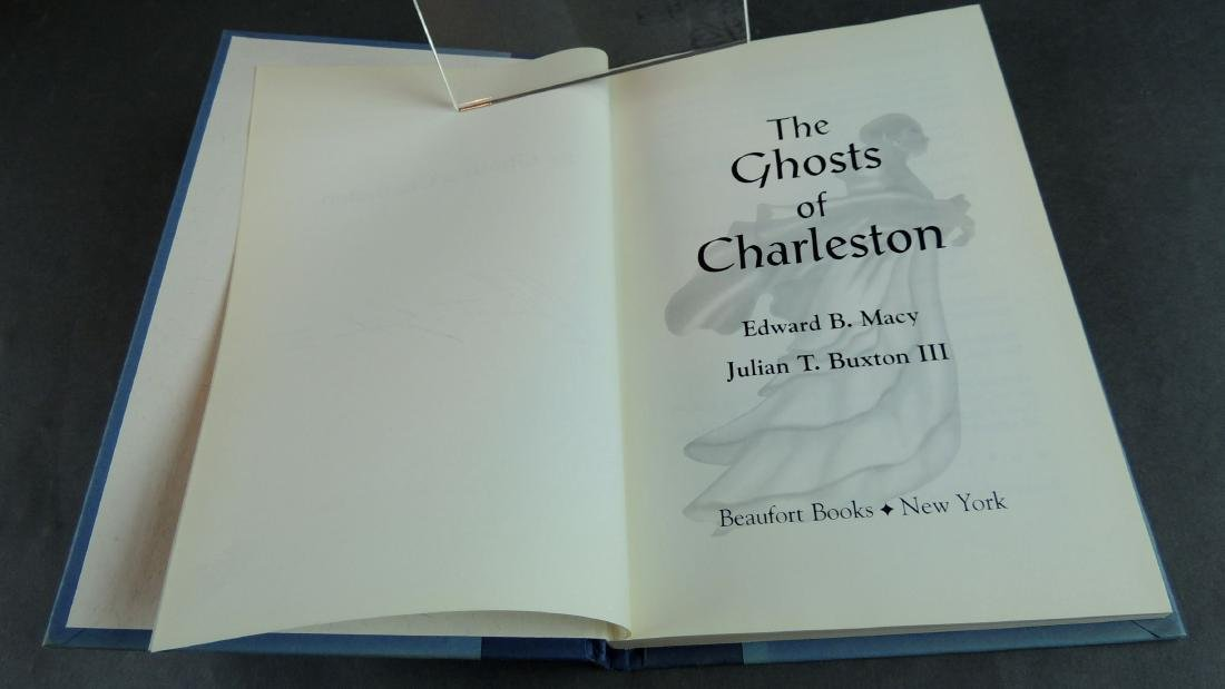 Macy & Buxton: The Ghosts of Charleston - Signed - 4