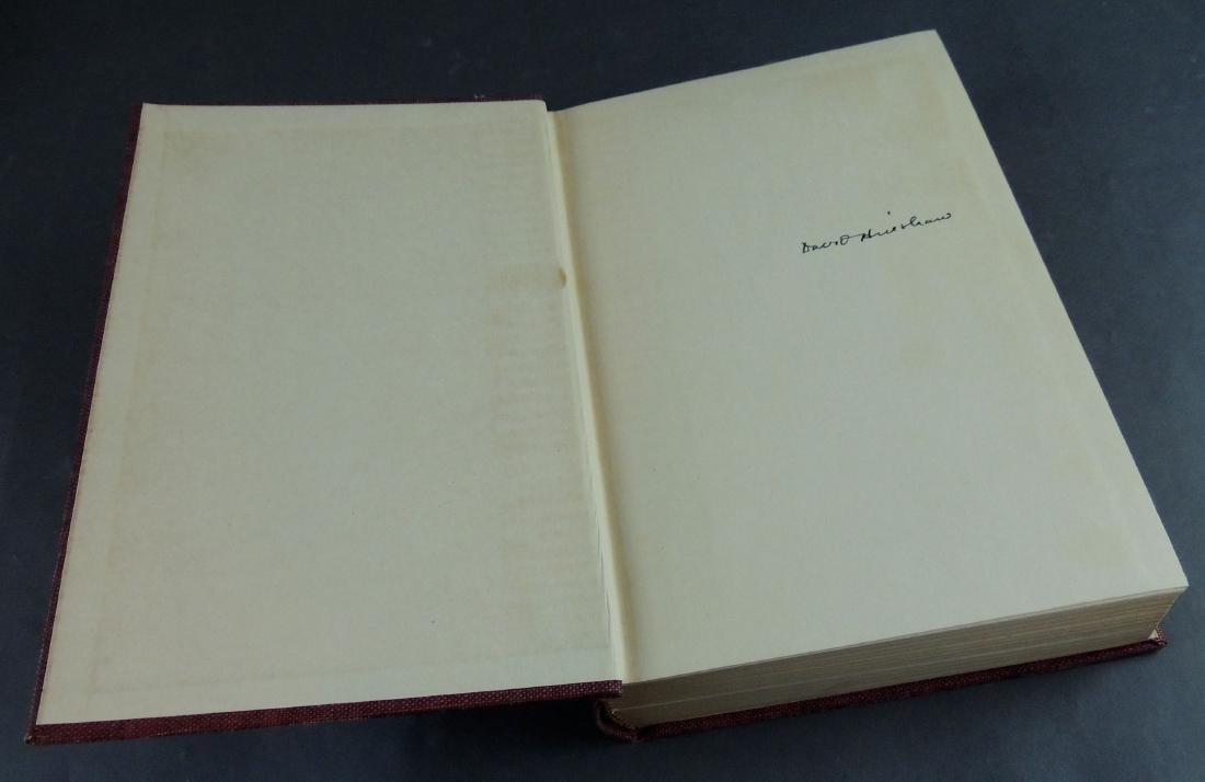 David Hinshaw: Herbert Hoover American Quaker - Signed - 4