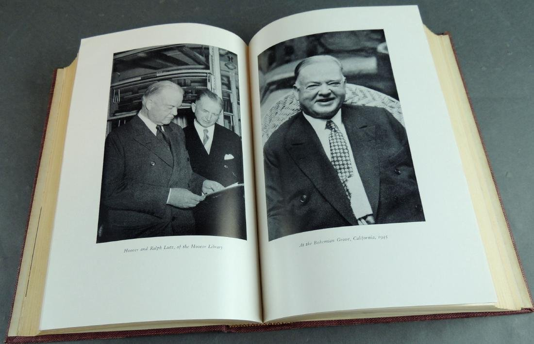 David Hinshaw: Herbert Hoover American Quaker - Signed - 7