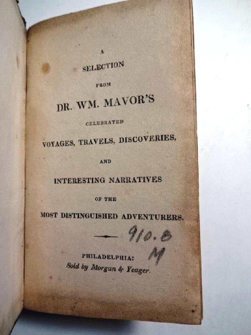 1817 Mavor Voyages Hearne Hudson's Bay