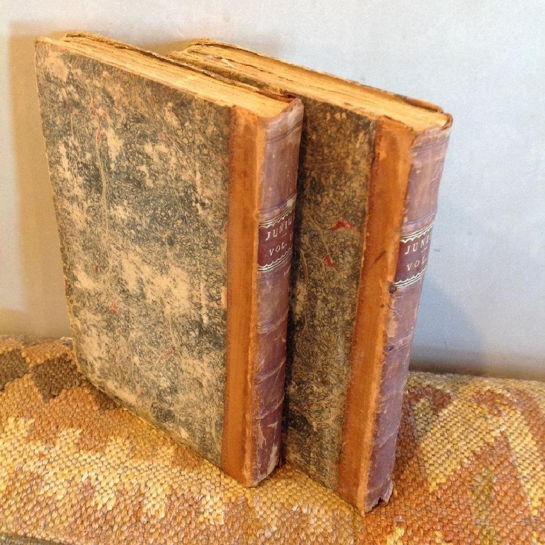 The Letters of Junius in Two Volumes, 1801 - 2