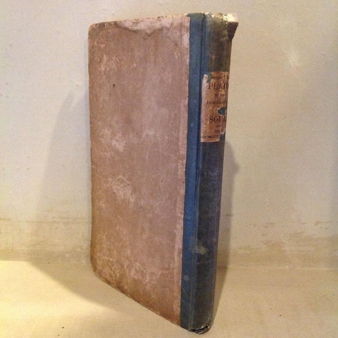 Plato: Phaedon, 1833, 1st Ed - 2