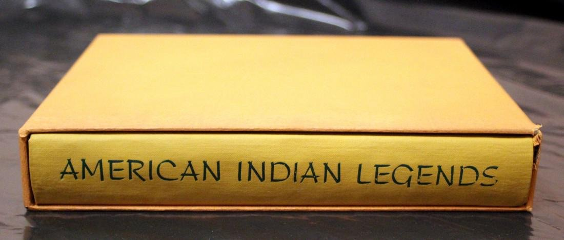 American Indian Legends, 1968 Heritage Press