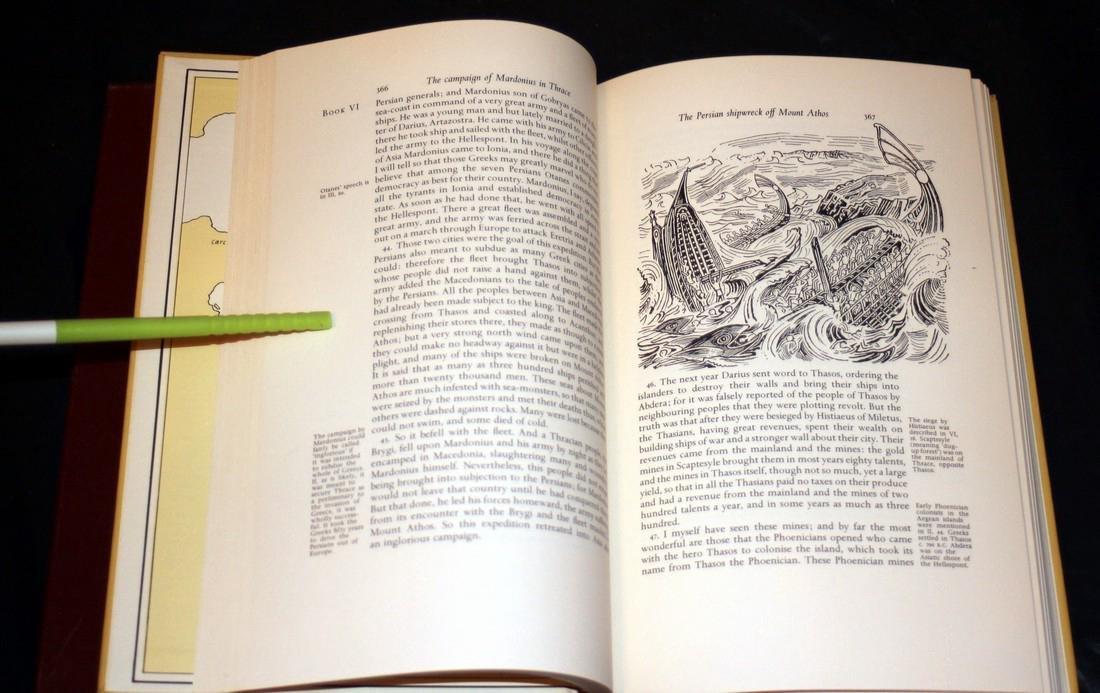 Herodotus. The Histories of Herodotus, 2 Vol. 1958 - 5