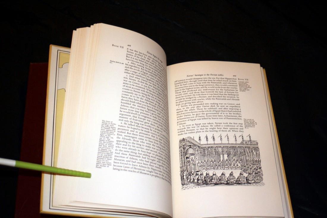 Herodotus. The Histories of Herodotus, 2 Vol. 1958 - 6