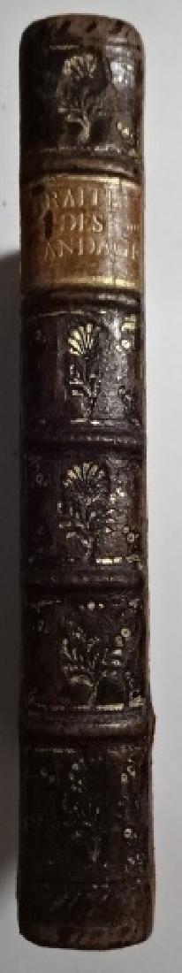 1761 Medical Book Traite Des Bandages Et Des Appareils