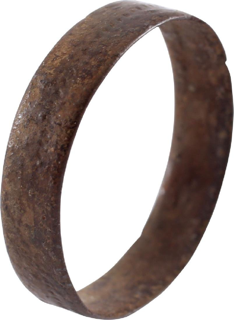 Viking Man's Wedding Ring 850-1050 AD - 3