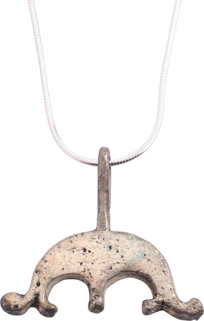 Viking Lunar Pendant C.900-1000 AD