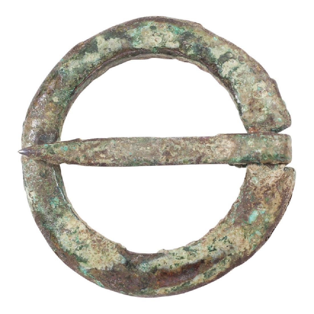 Viking Protective Brooch 9th-10th CENTURY AD
