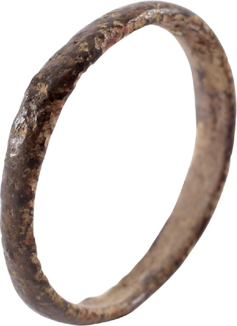 Viking Woman's Wedding Ring 850-1050 AD - 3