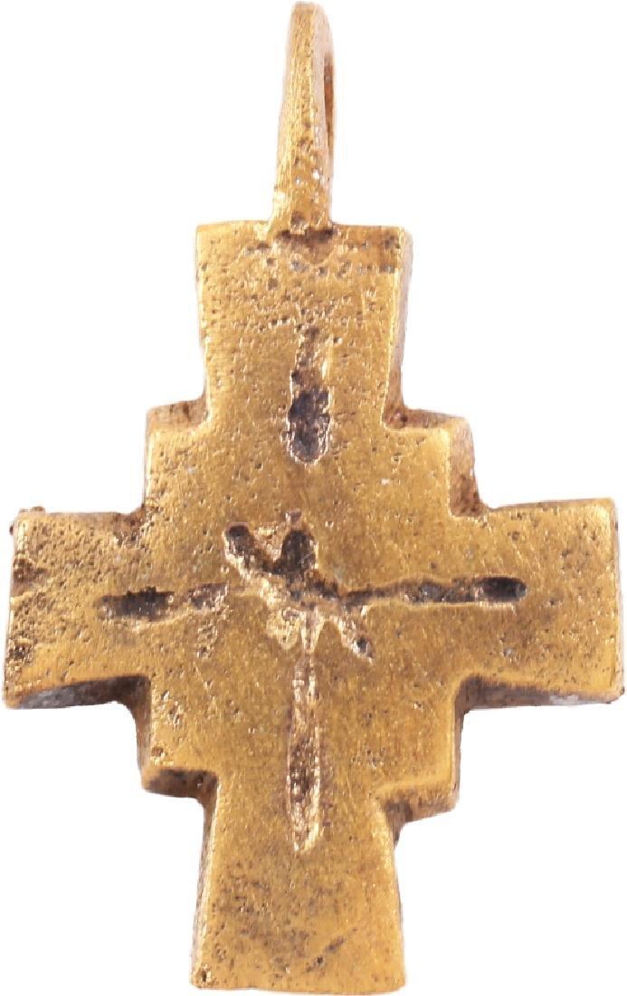 European Reliquary Cross