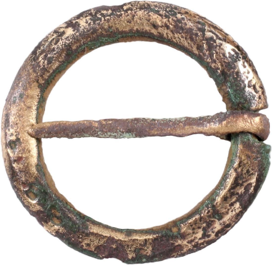 Viking Protective Brooch 10th CENTURY