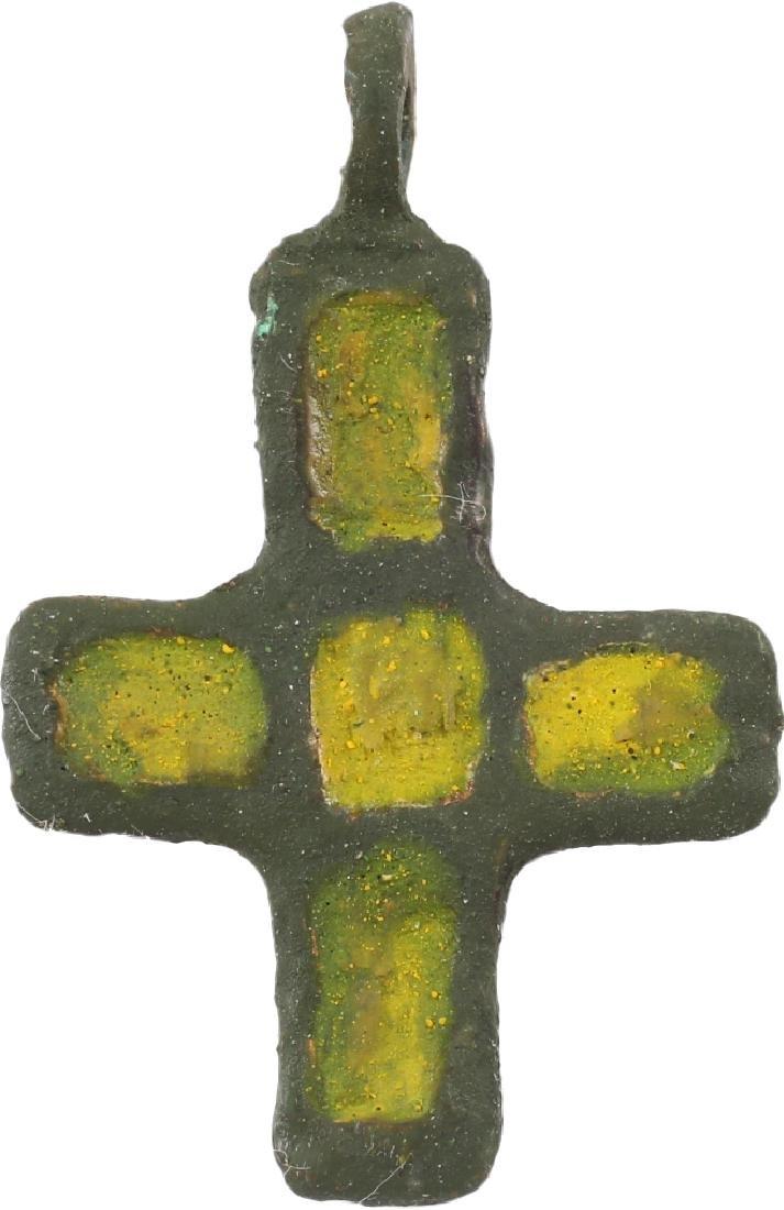Medieval Spanish Cross C.1450-1650