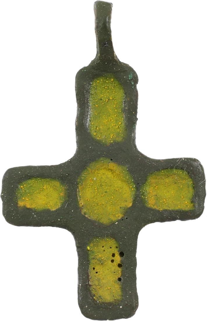 Medieval Spanish Cross C.1450-1650 - 2