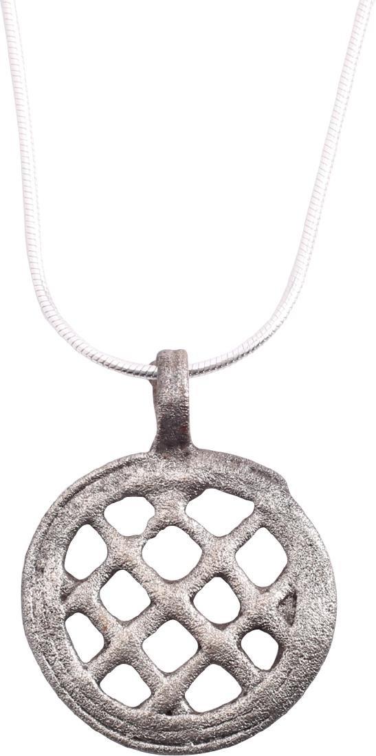 Viking Lattice Pendant 850-1050 AD