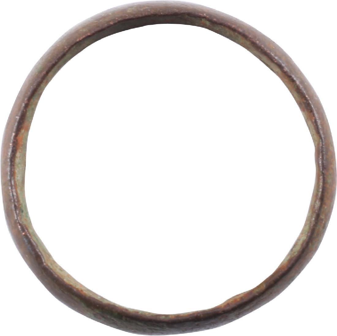 Viking Man's Wedding Ring 850-1050 AD - 2