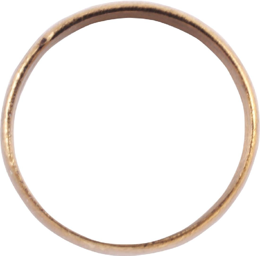 Viking Woman's Wedding Ring 850-1050 AD - 2