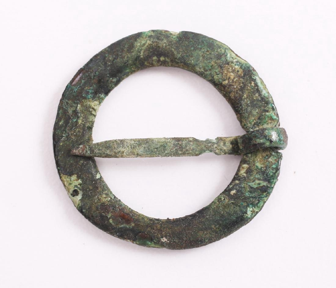 Viking Protective Brooch 850-1000 AD - 2