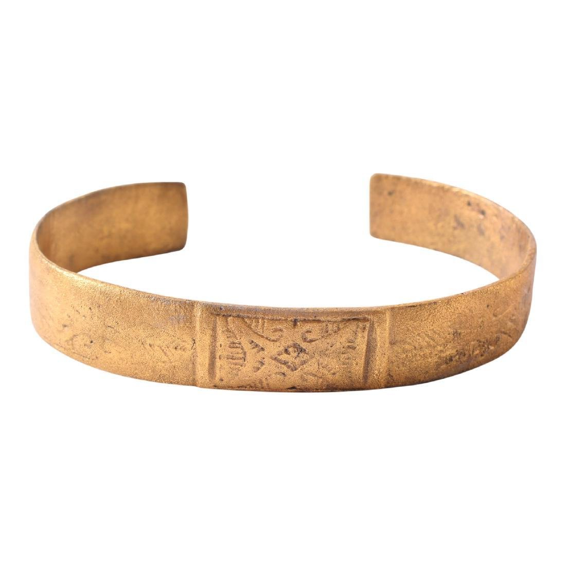 Viking Bracelet 10th C
