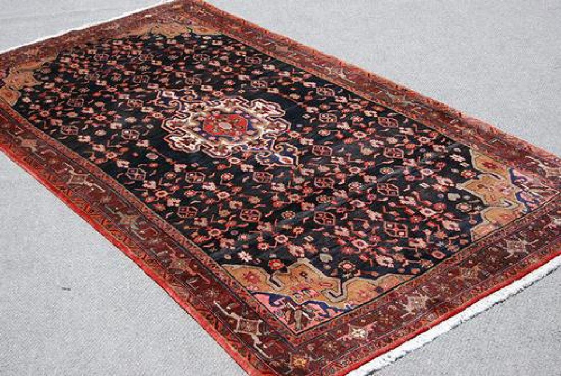 Decorative Rare Handmade Persian Kermanshah Rug 5x10