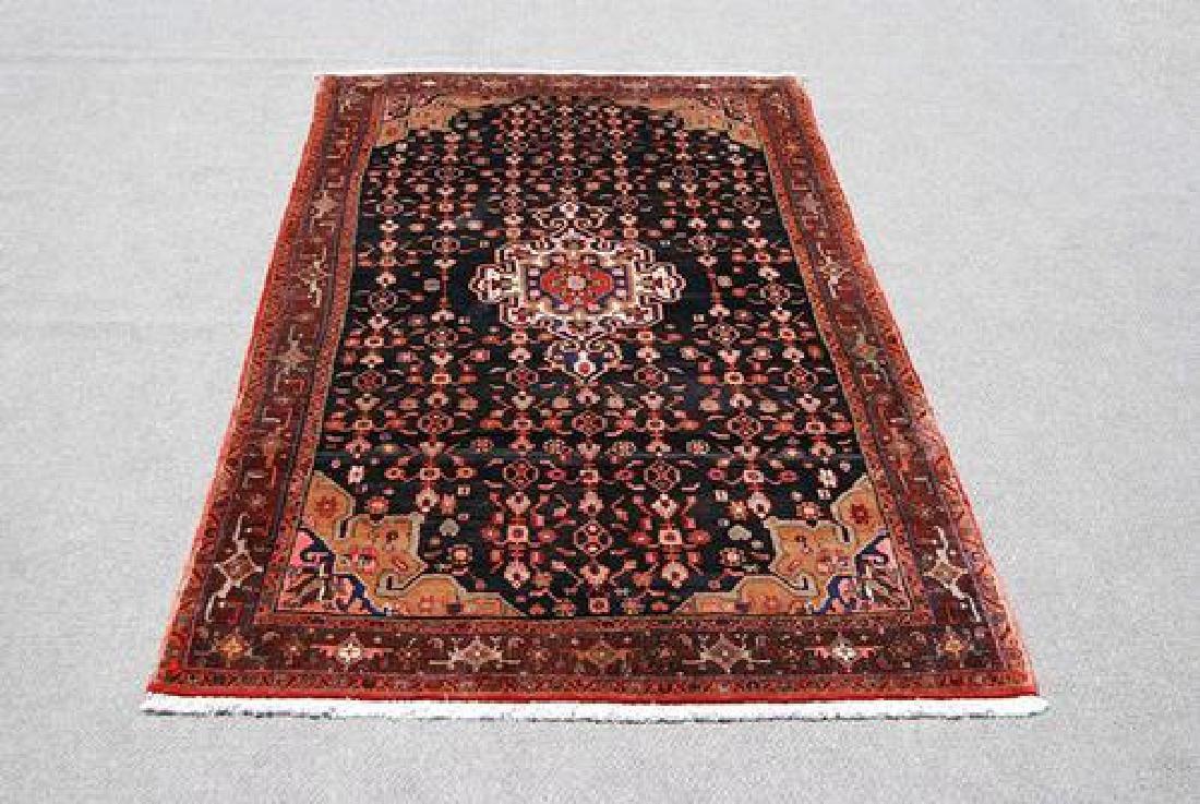 Decorative Rare Handmade Persian Kermanshah Rug 5x10 - 2
