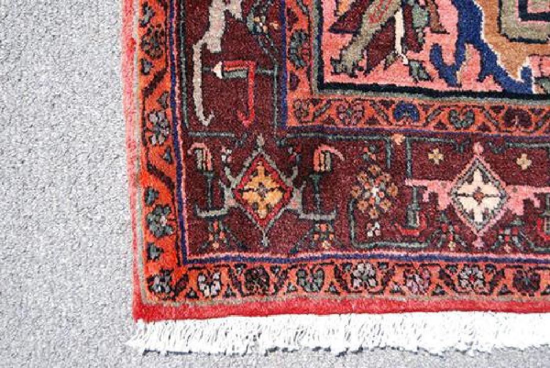 Decorative Rare Handmade Persian Kermanshah Rug 5x10 - 3