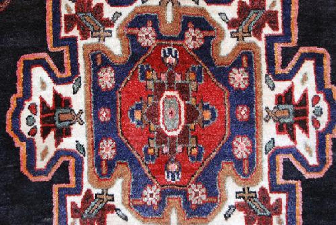 Decorative Rare Handmade Persian Kermanshah Rug 5x10 - 4