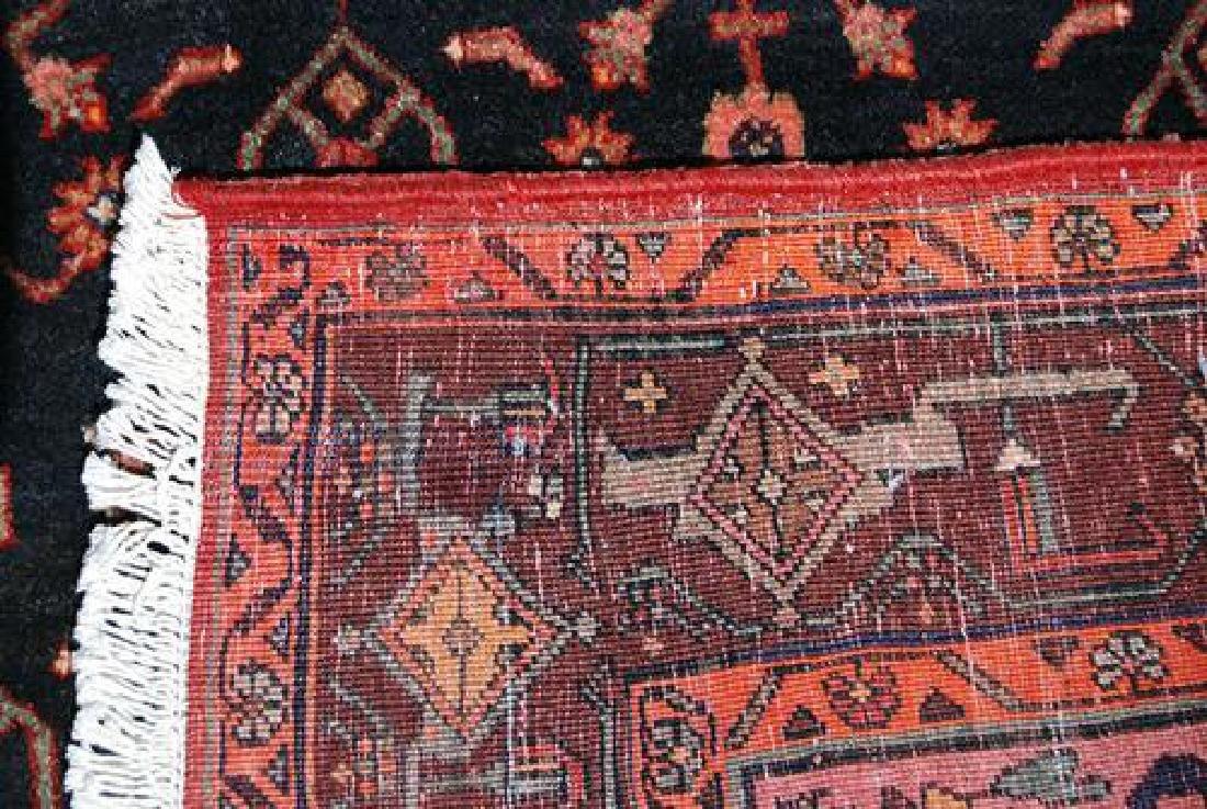 Decorative Rare Handmade Persian Kermanshah Rug 5x10 - 5