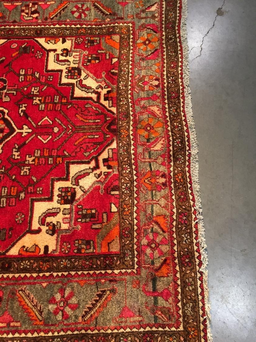 Authentic Tribal Persian Hamedan Rug 4x7 - 3