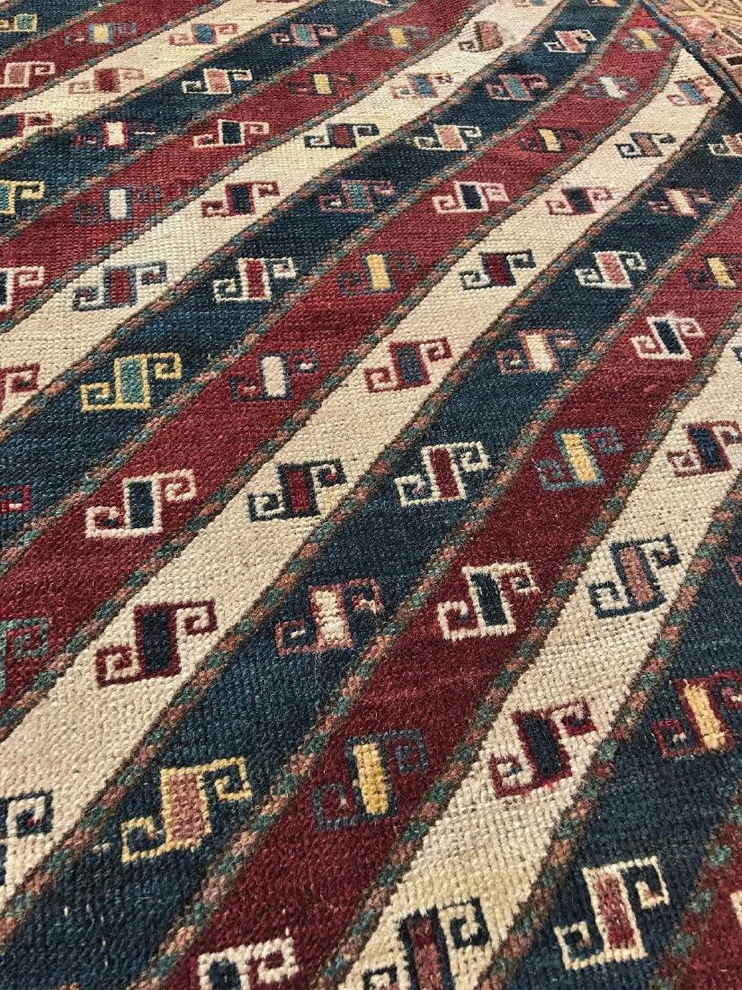 Antique Caucasian Shahsavan Rug 3x5 - 8