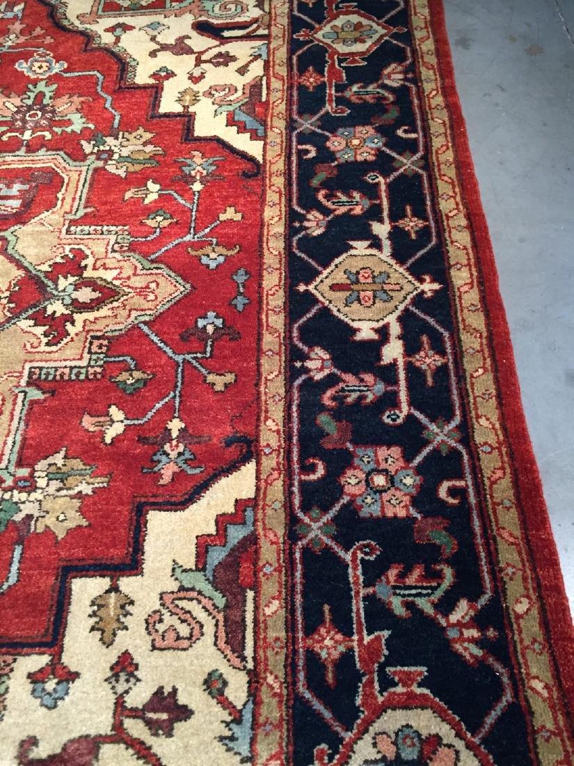 Classic Persian Heriz Design Rug 8x10 - 3