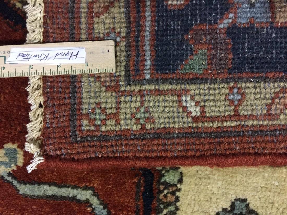Classic Persian Heriz Design Rug 8x10 - 6