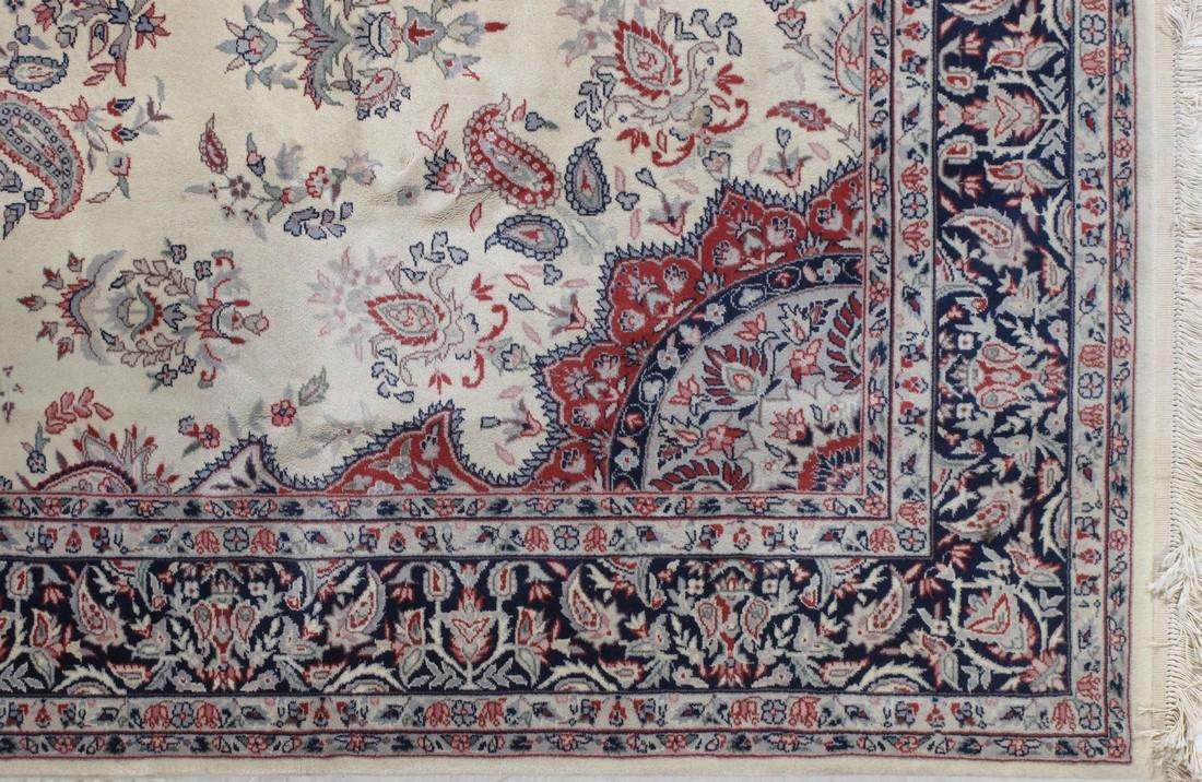 Fine Semi Antique Persian Design Rug 6.7 x 9.11 - 3
