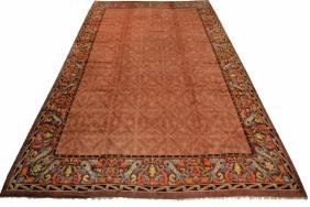 Antique French Savonnerie Rug 12x17