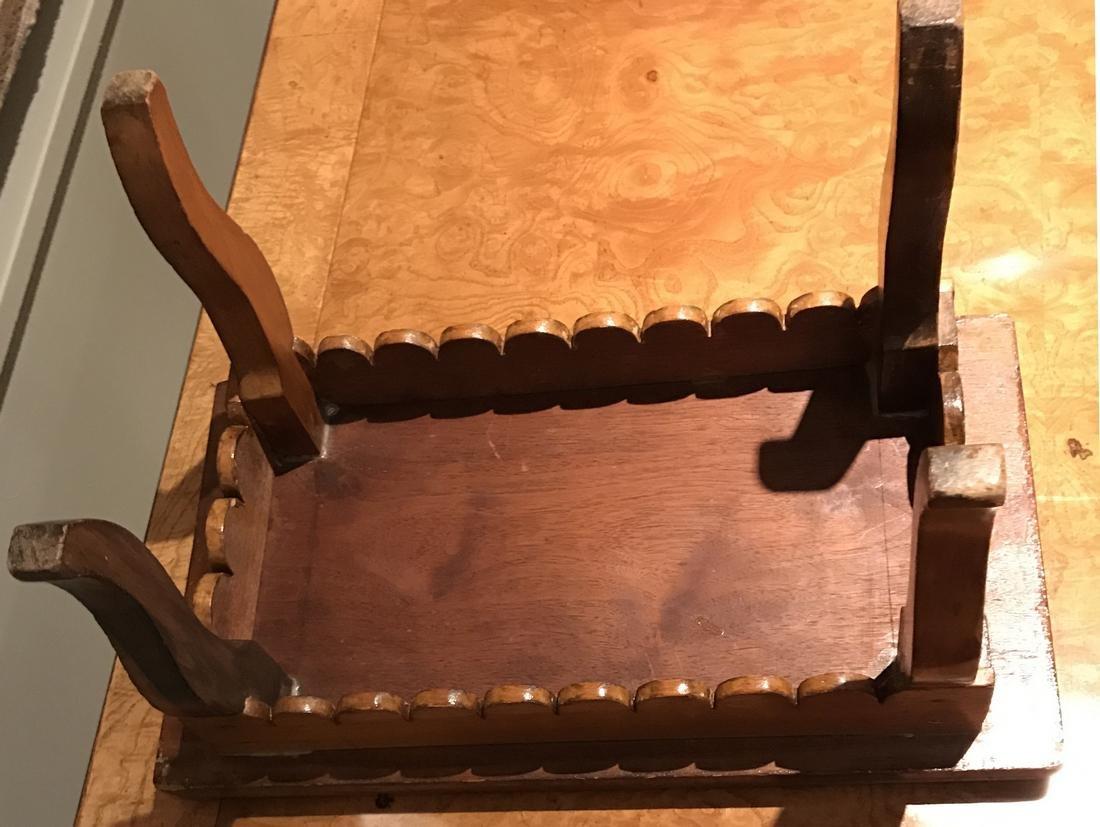 Tramp Art Box, by Lonnie and Tywla Money - 4