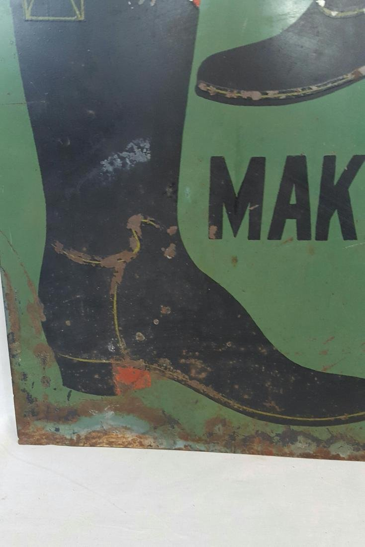 Boot and Shoe Trade Sign - 6