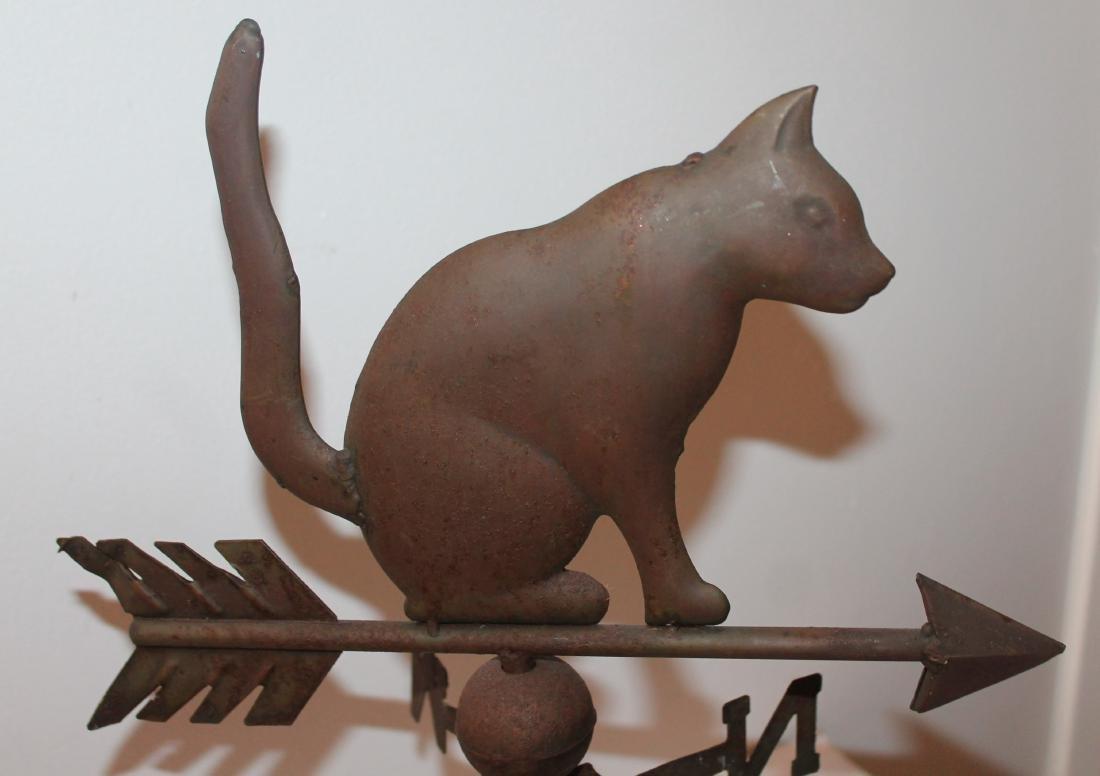 Cat Weather Vane - 7