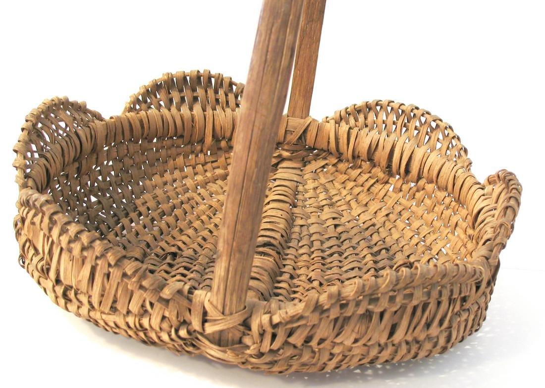 Mid-Atlantic States Herb Gathering Basket - 2