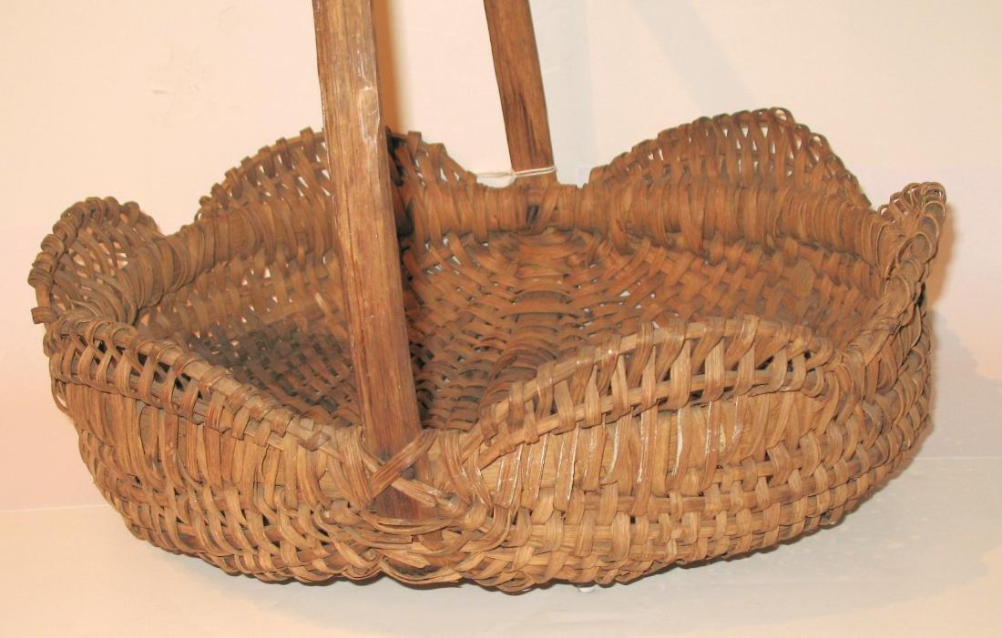 Mid-Atlantic States Herb Gathering Basket - 4