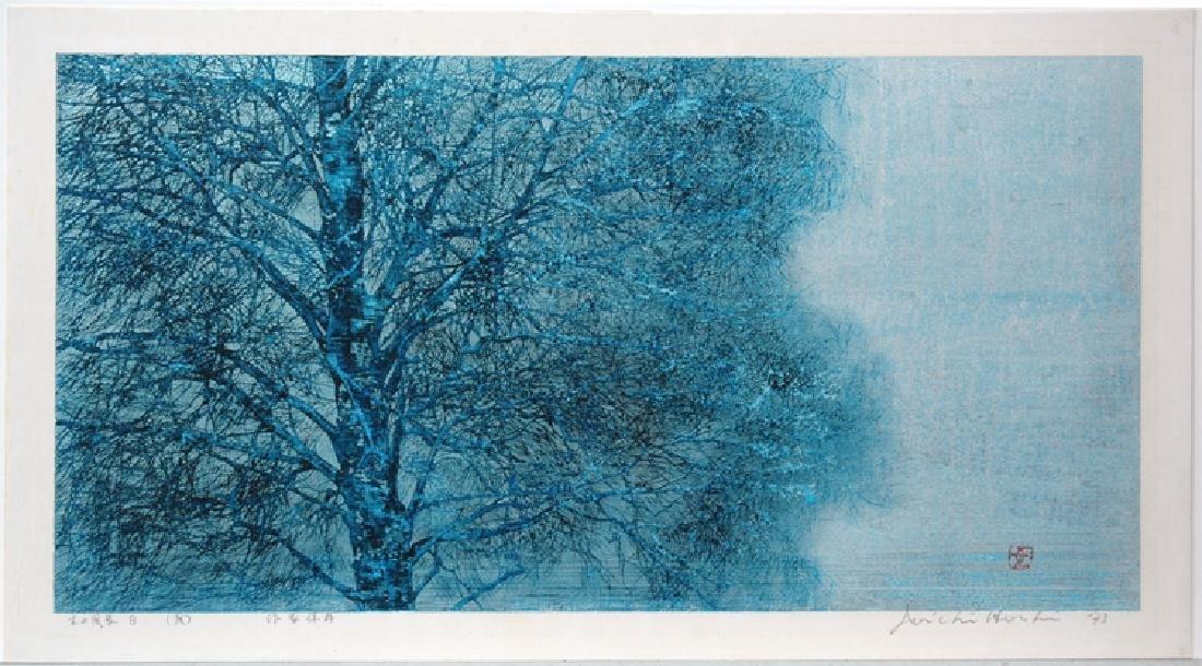 Hoshi Joichi: Tree Scene (B) Wind
