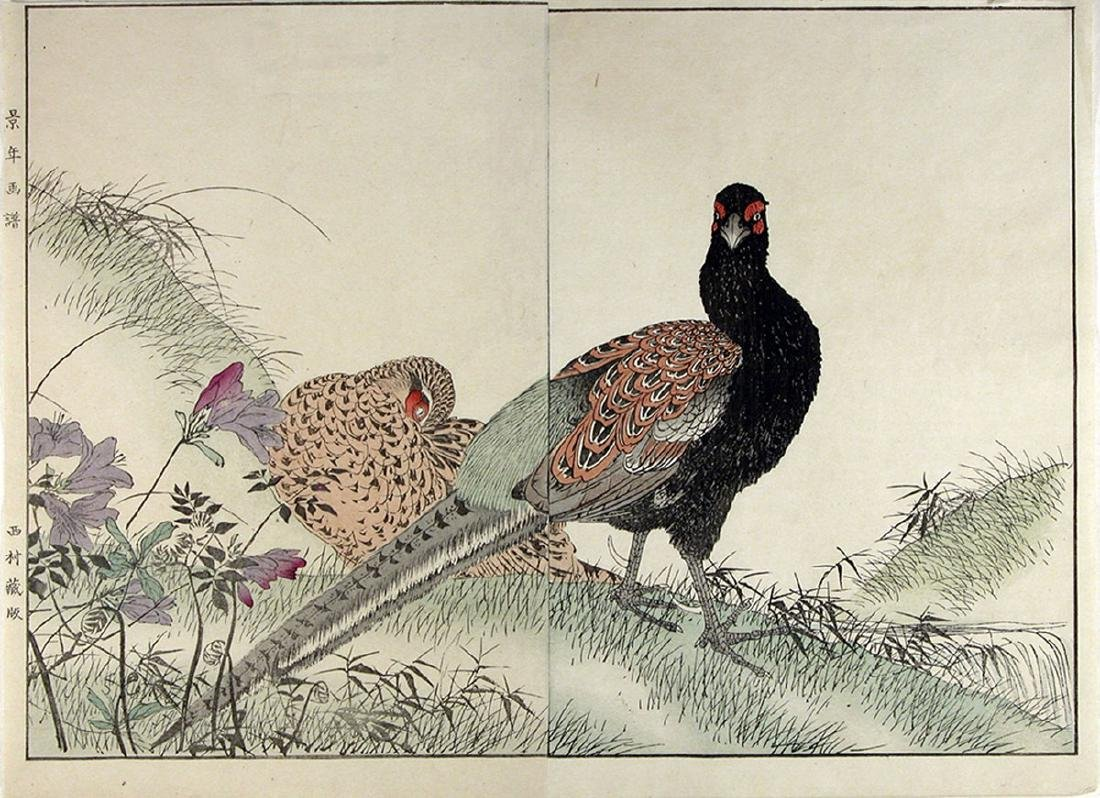 Imao Keinen: Pheasant