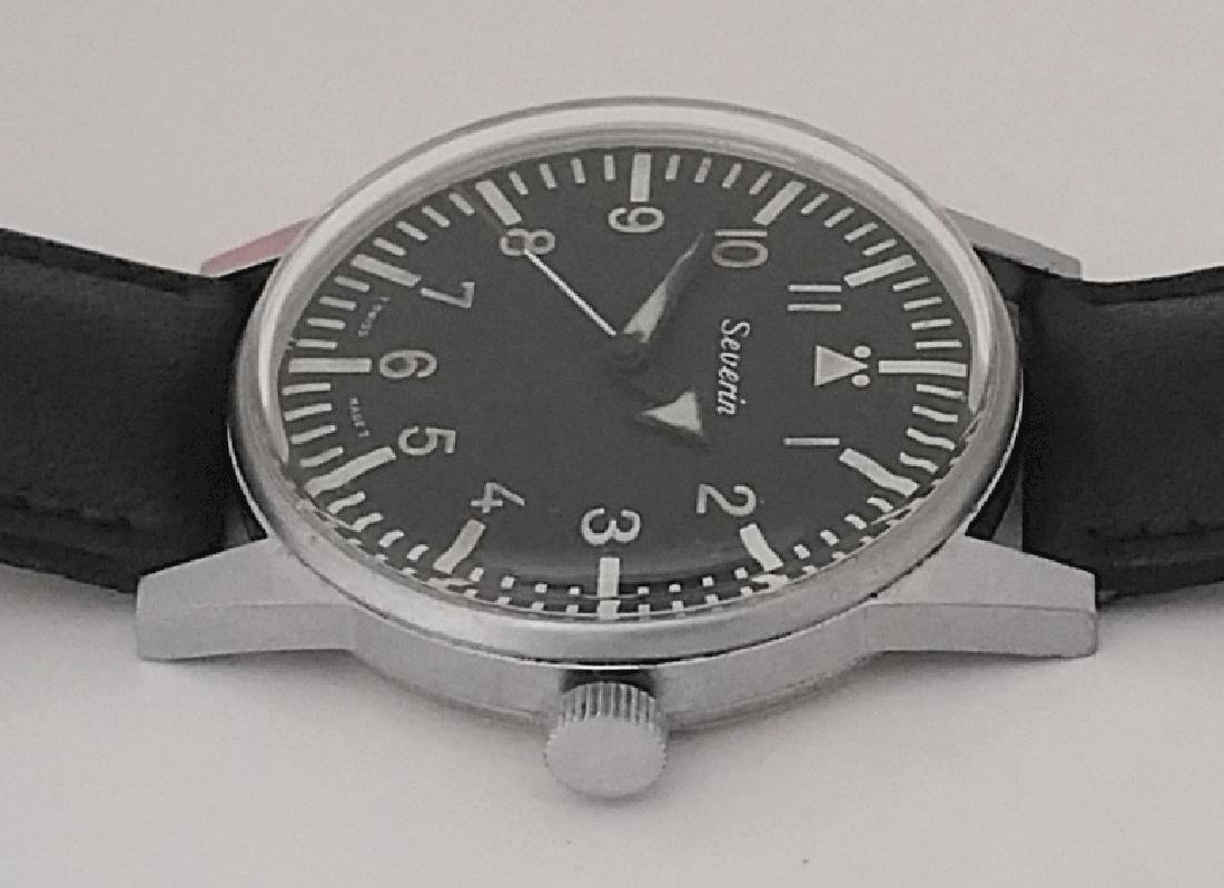 Vintage Severin Military Issue Watch - 2