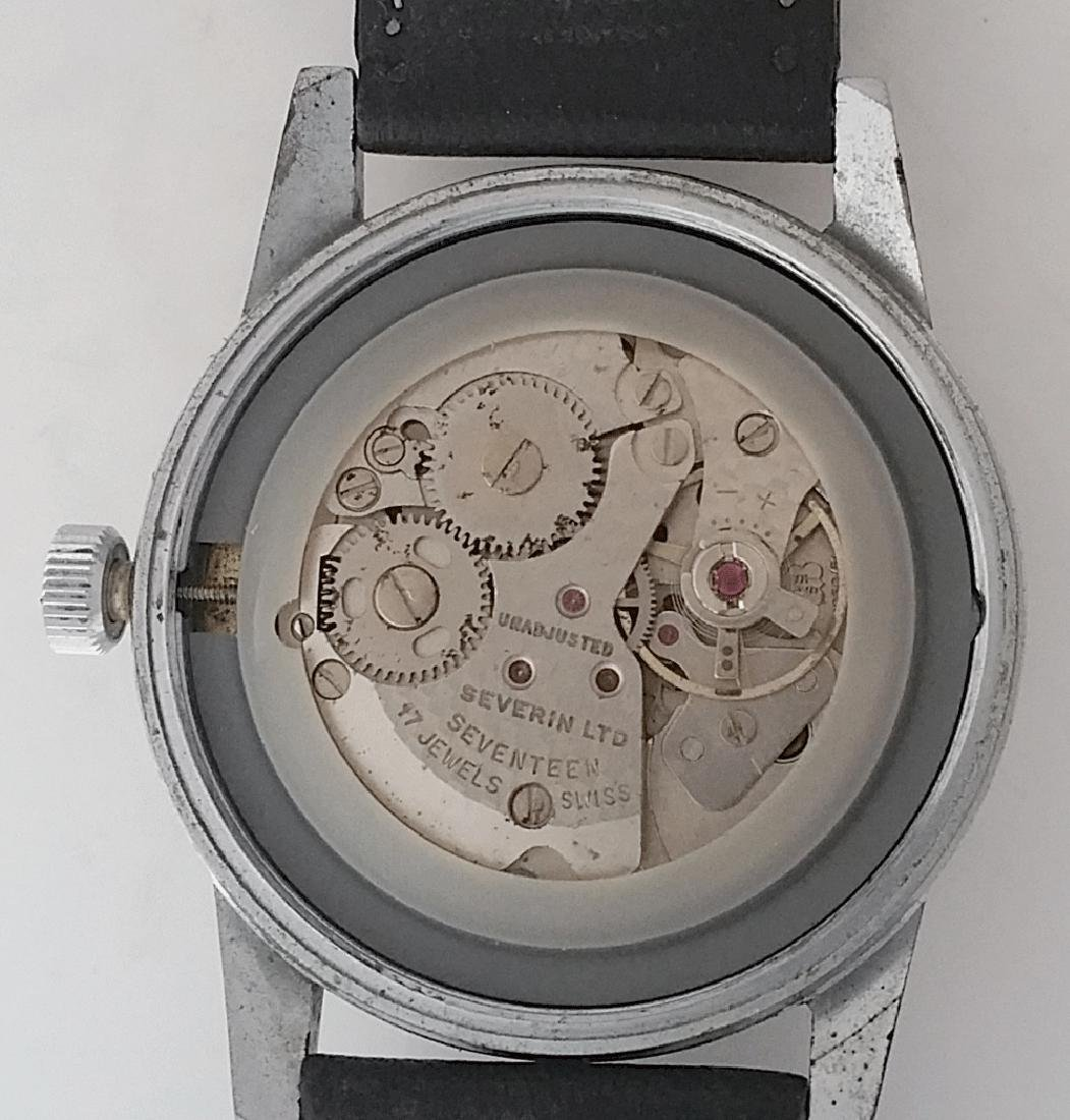 Vintage Severin Military Issue Watch - 4