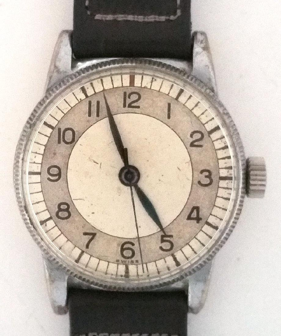 Vintage Longines Type A-11 US Army Navigation Watch