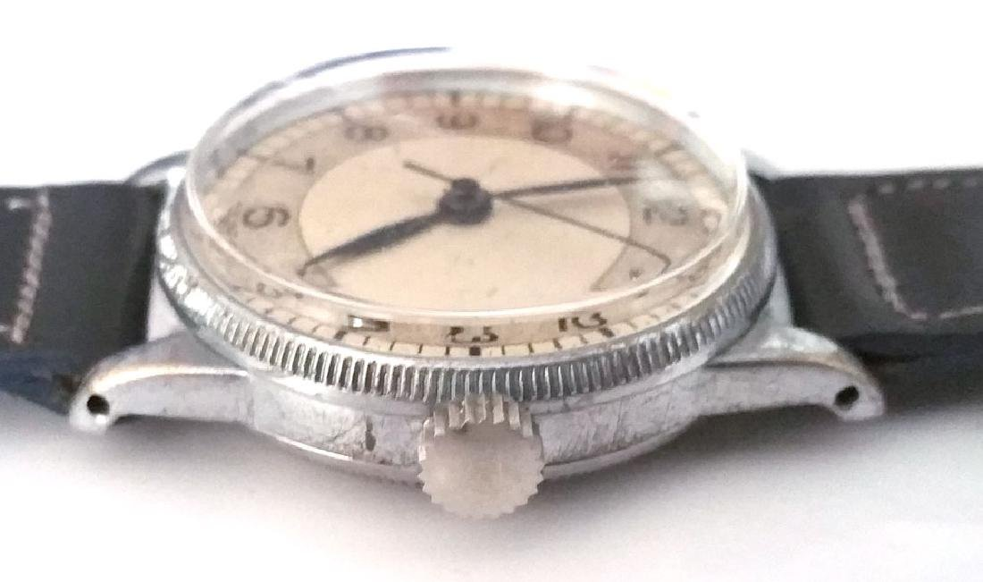 Vintage Longines Type A-11 US Army Navigation Watch - 3