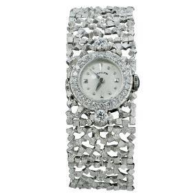 John Donald Hamilton 18K Gold Platinum Diamond Watch